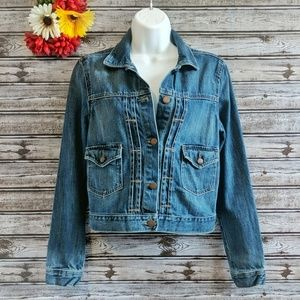 GAP | Denim Trucker Jean Jacket | XS